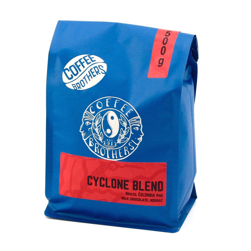 Cyclone Blend - Ground Beans 500g