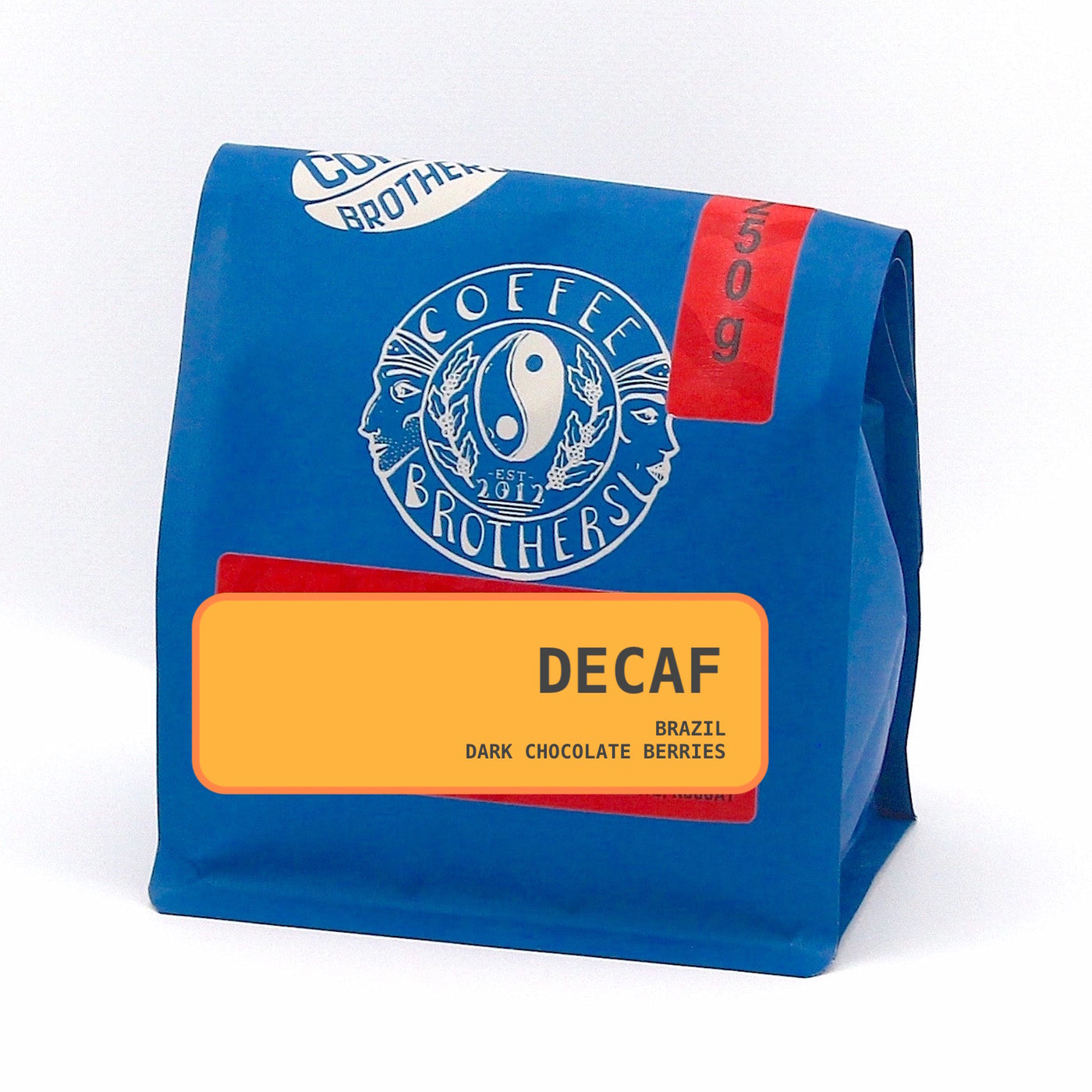 Decaf Coffee - Whole Beans 250g
