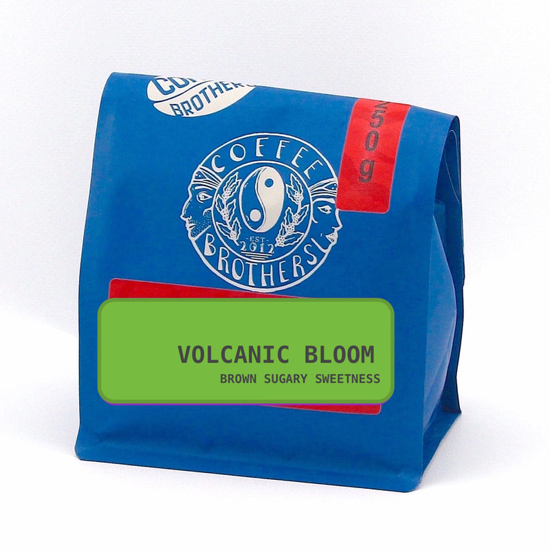 Volcanic Bloom - Ground Beans 250g