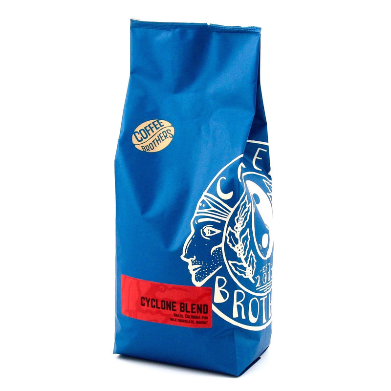 Cyclone Blend - Ground Beans 1kg