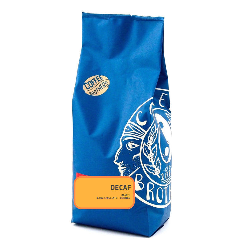 Decaf Coffee - Ground Beans 1kg