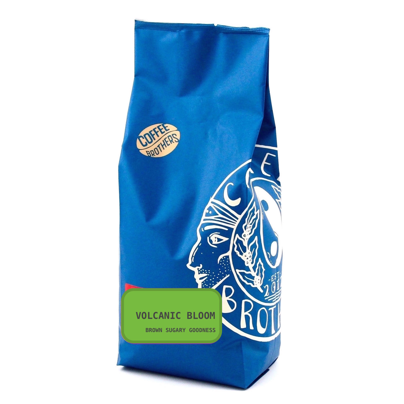 Volcanic Bloom - Ground Beans 1kg