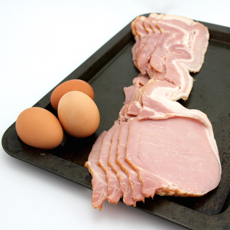 Rindless Bacon (500g)