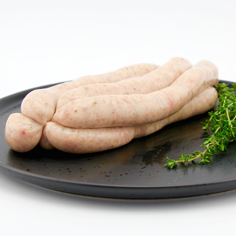 Spicy Thai Lemongrass Chicken Sausages x 6 (approx. 450g - 500g)
