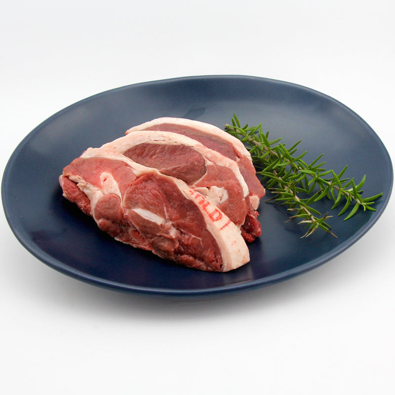 Lamb Chump Chops x 3  (450g - 550g)