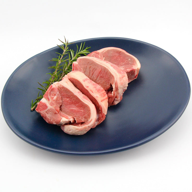 Lamb Loin Chops - each (approx. 450g - 550g)
