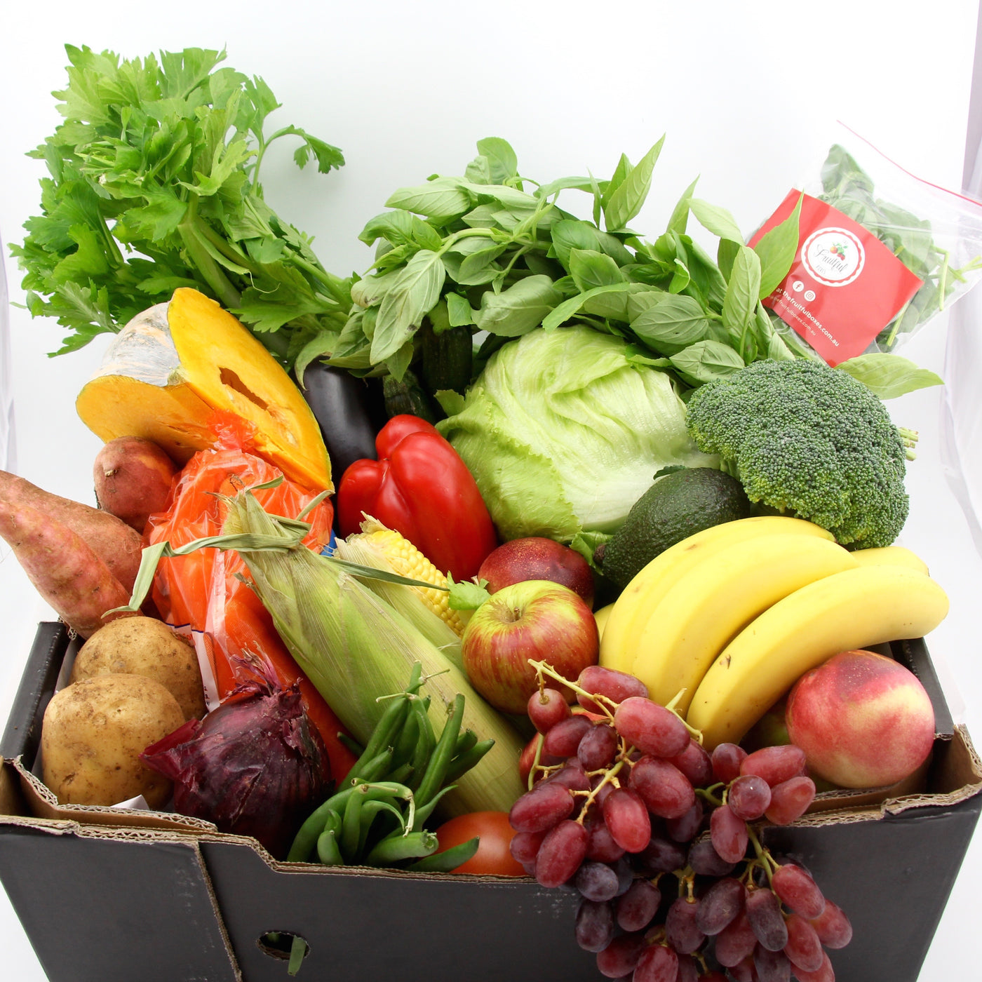 January Fruit & Vegetable Box (Wednesday ONLY)