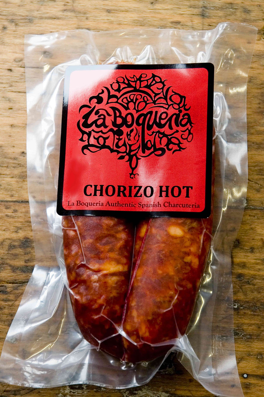 La Boquera Hot Chorizo (2 pack)