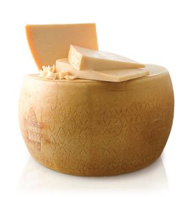 Grana Pardano Parmesan Cheese - Grated - 200g