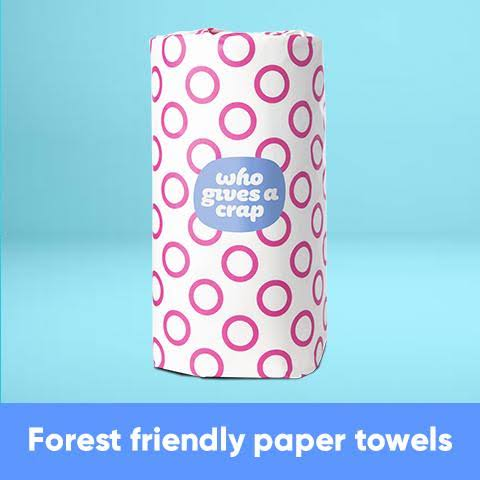 Forest Friendly Paper Towels