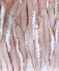 Flathead Fillets (4 - 6 pieces) - approx. 380g - 400g