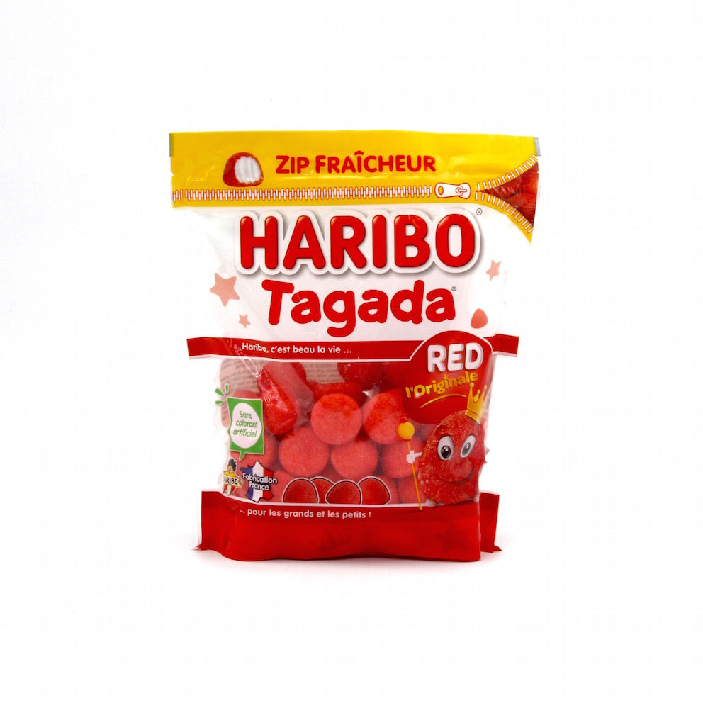 Haribo Tagada Strawberry Flavour 220g