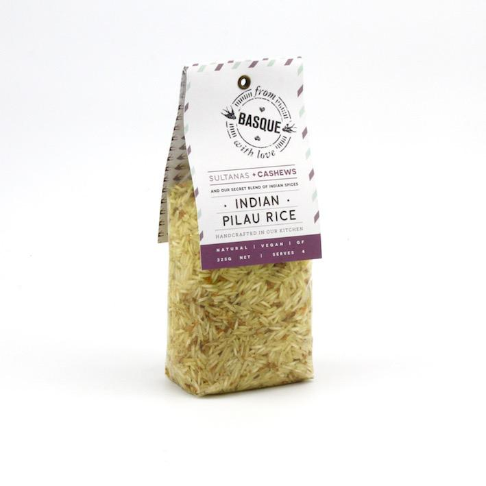 From Basque with Love Indian Pilau Rice - 325g