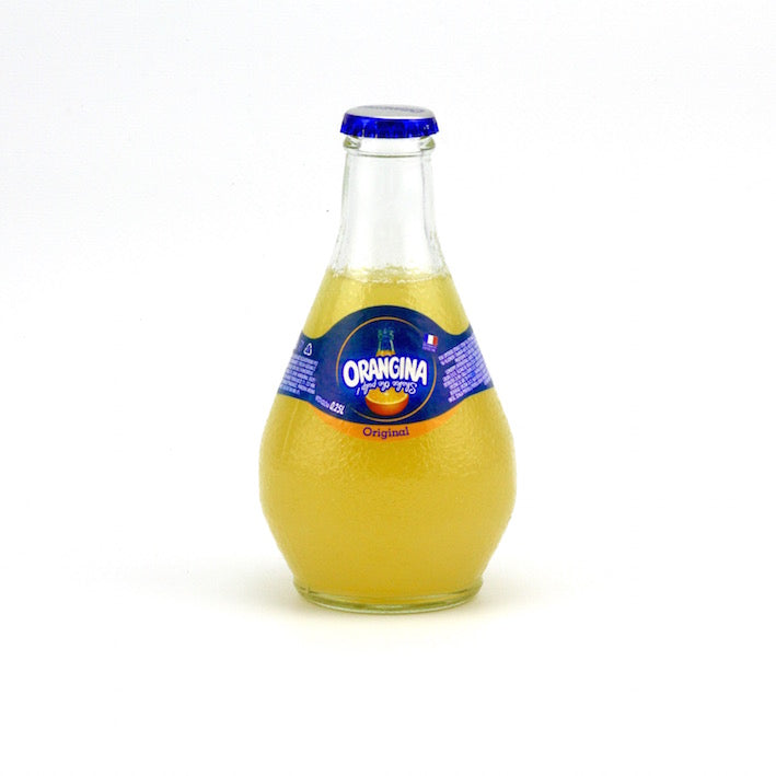 Orangina 250ml Glass Bottle