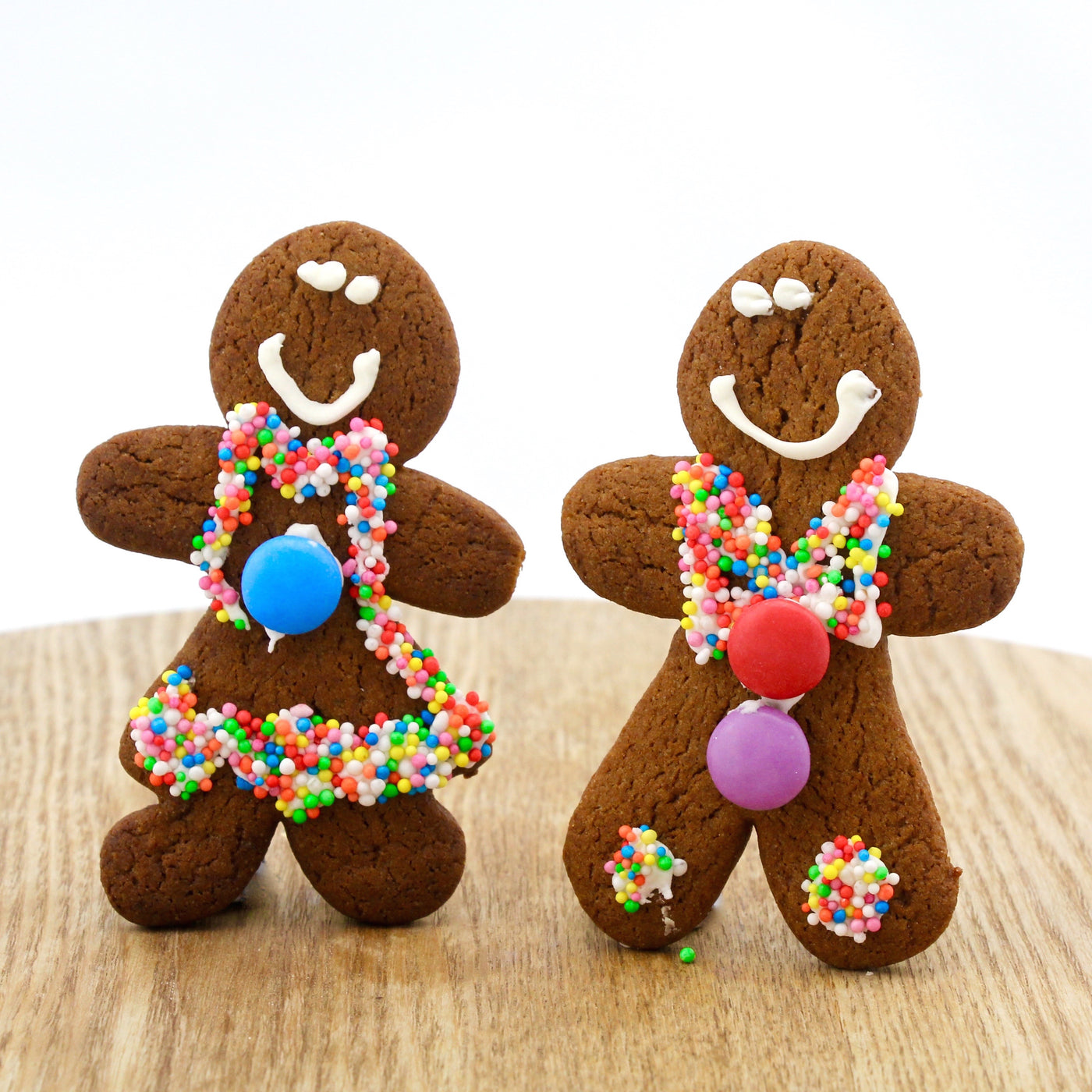 Gingerbread Kids x 2 (NF)