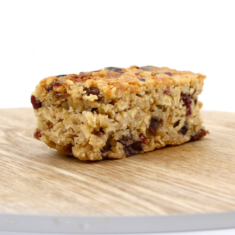 Apple Quinoa Slice (GF, DF, NF)