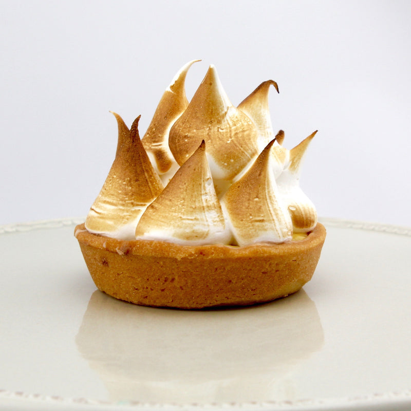 Lemon Meringue Tart (NF)