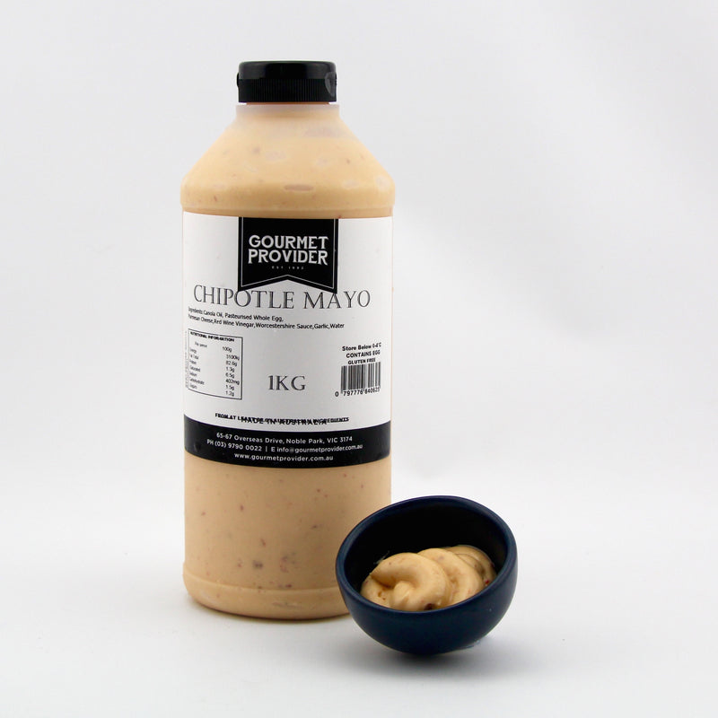 Chipotle Mayonnaise 1 Kg
