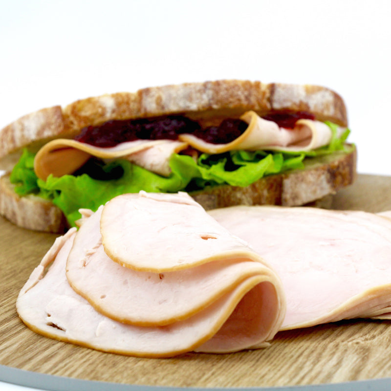 Thinly Sliced Oven Roasted Turkey 500g