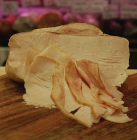 Oven Roast Turkey Breast - 100g