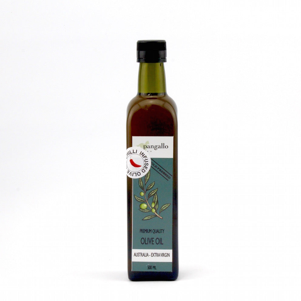 Extra Virgin Olive Oil Chilli Infused - 500ml