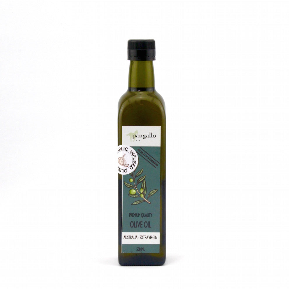 Extra Virgin Olive Oil Garlic Infused- 500ml