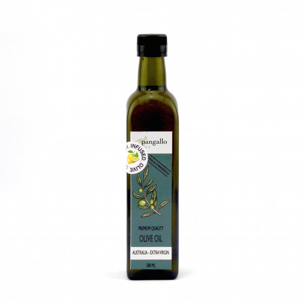 Extra Virgin Olive Oil  Lemon Infused- 500ml
