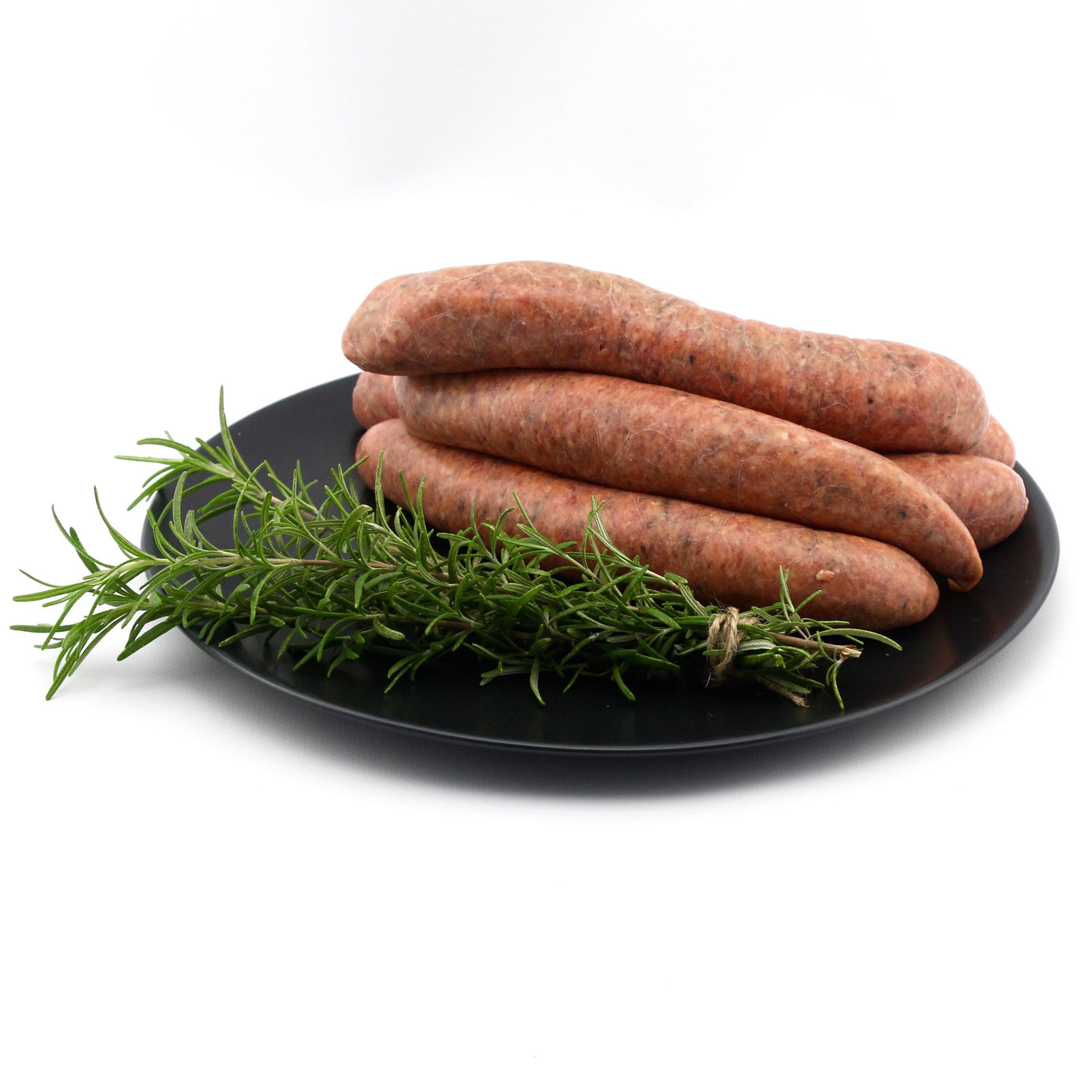 Biodynamic Lamb and Rosemary Sausages