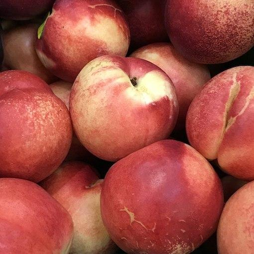 White Nectarines (Organic) - Each