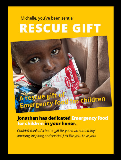 Emergency Food For Children
