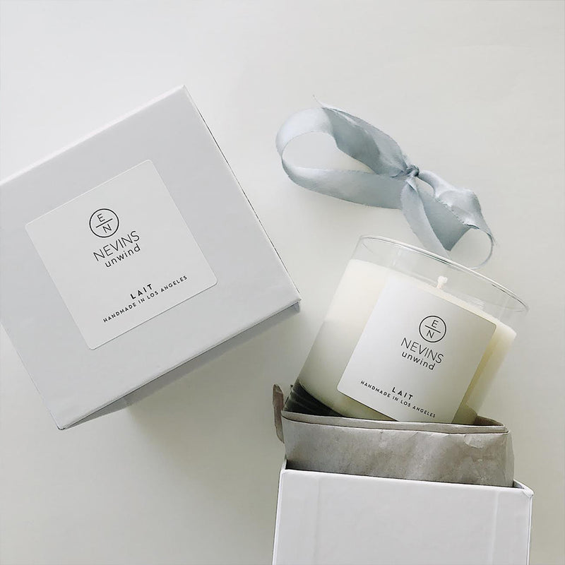 Unwind Therapeutic Candle