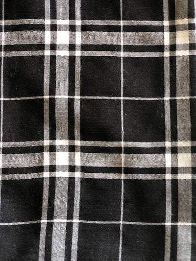 Serene Sleep Shirt Plaid