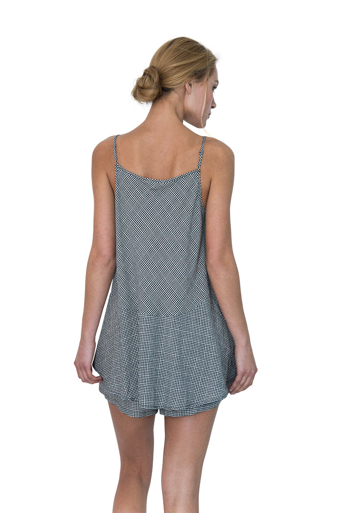 Restore Cami Set Gingham