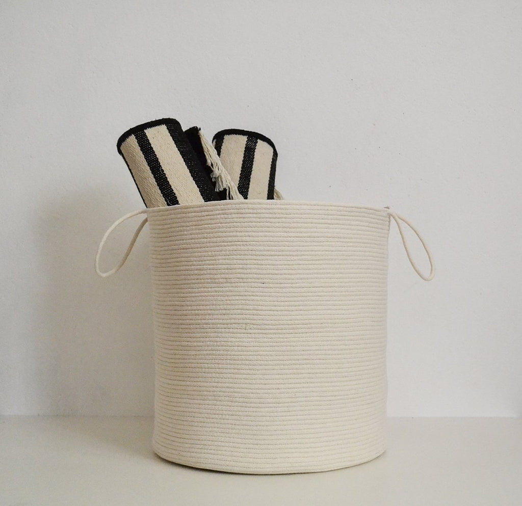 Large Storage Rope Basket