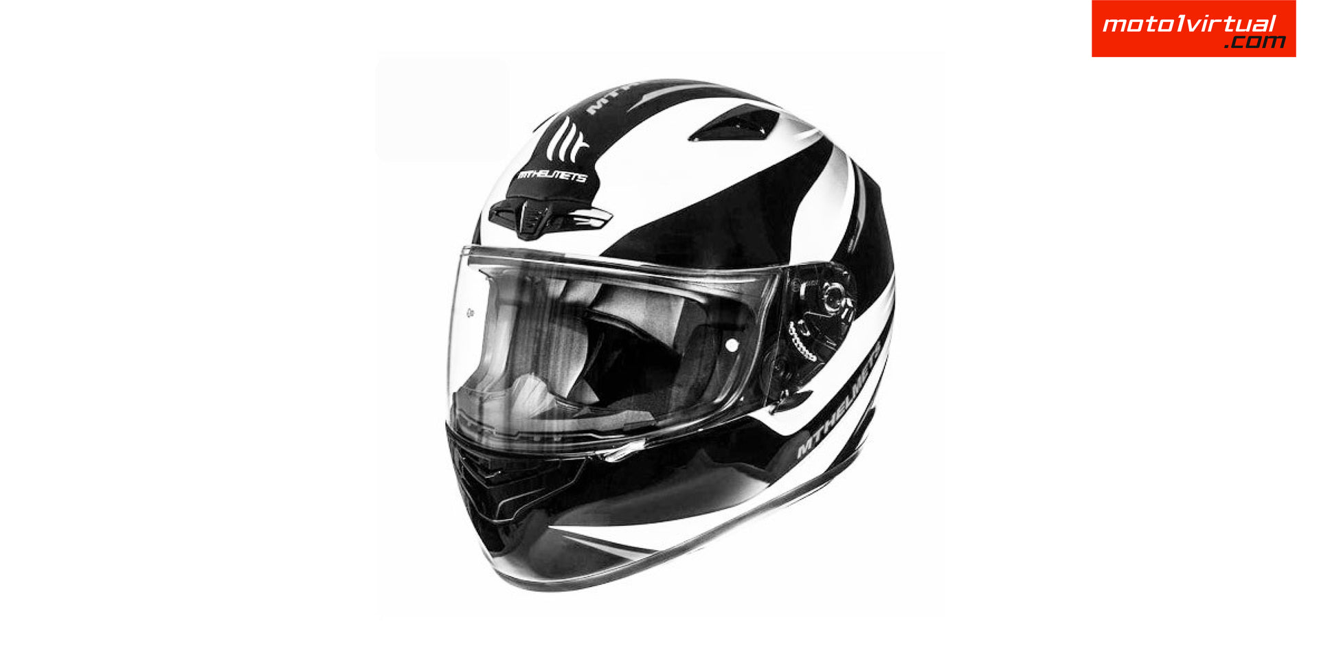 Casco INTEGRAL MT MATRIX INCISOR - Motouno