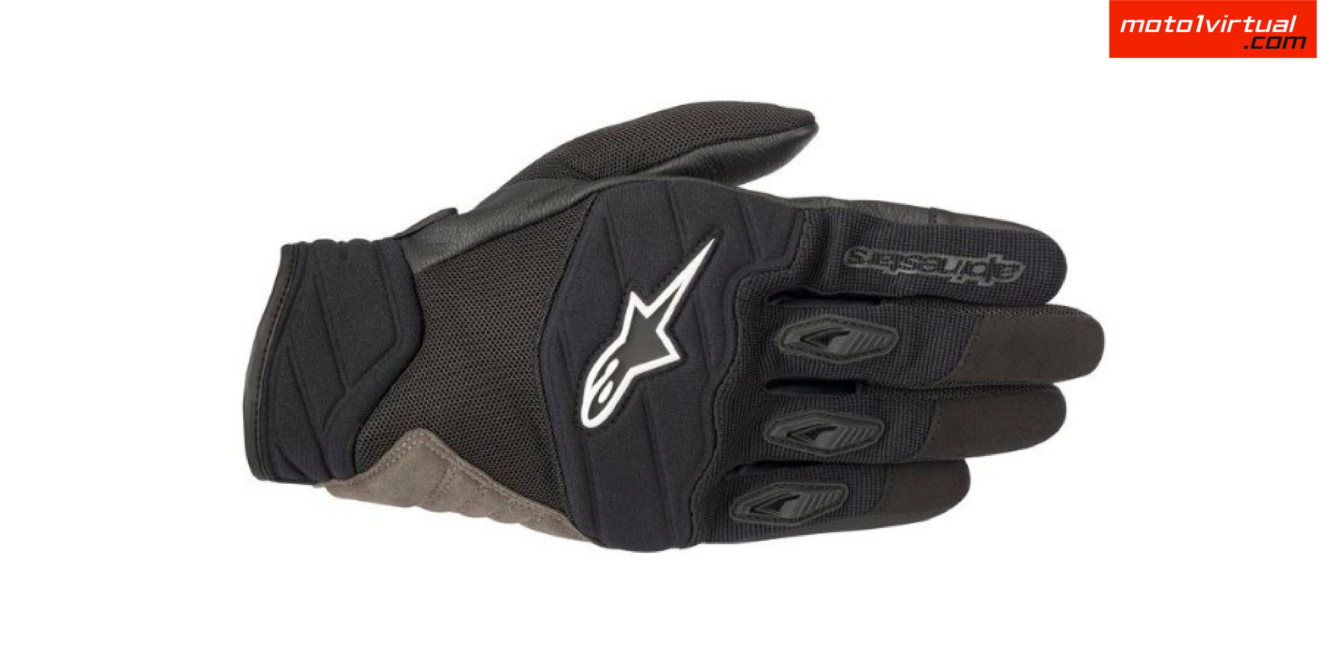 GUANTES BLACK SHORE - Motouno