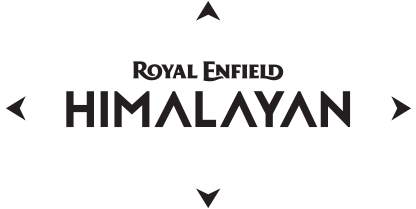 ROYAL ENDFIELD HIMALAYAN - Motouno