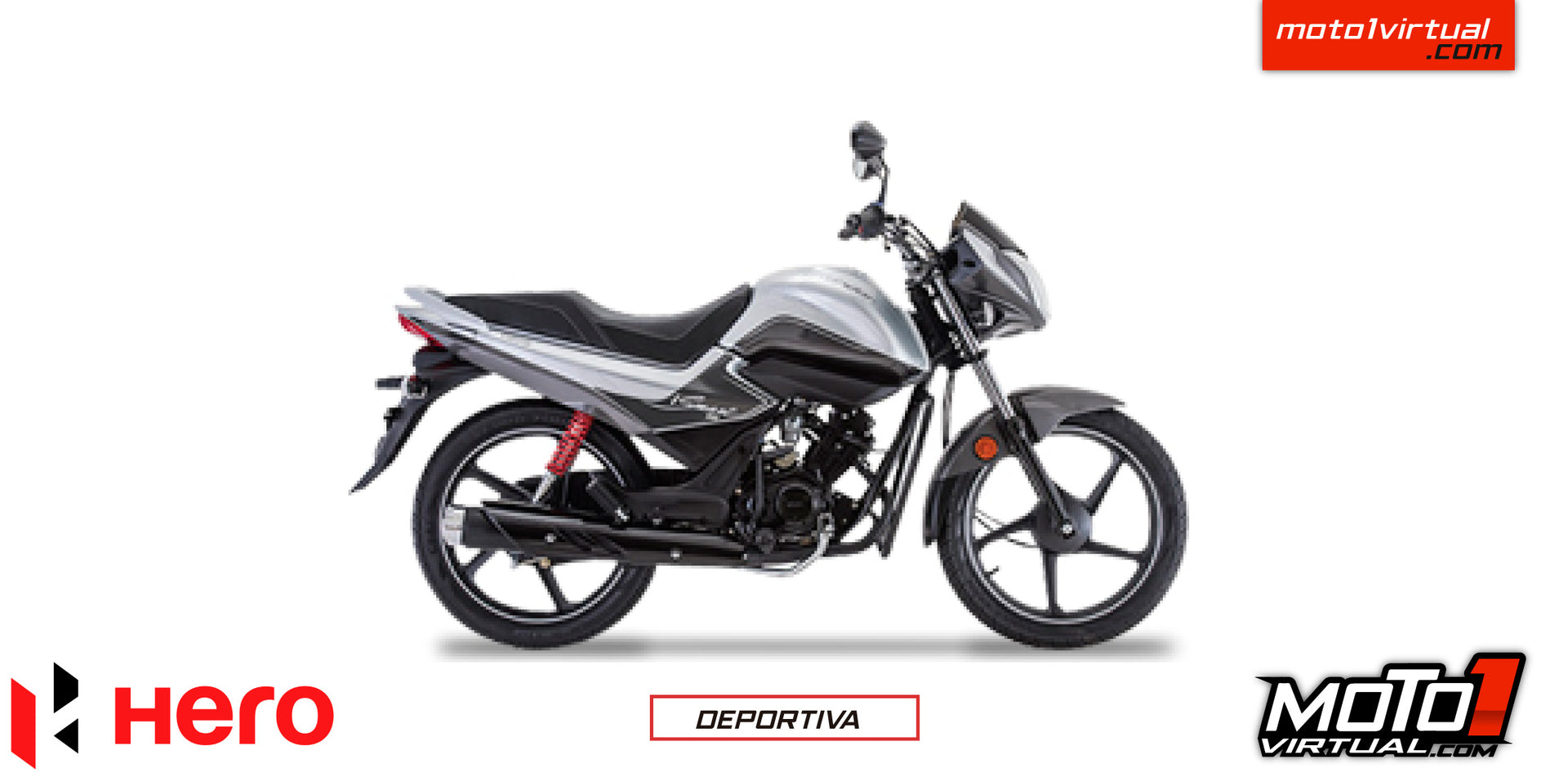 Hero SPLENDOR I3S 110 - Motouno