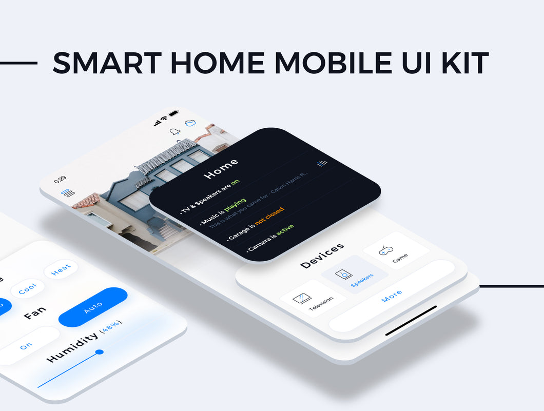Auroraw - Automatic Home Mobile App - 29element
