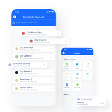 NPay Wallet Sketch Template - 29element