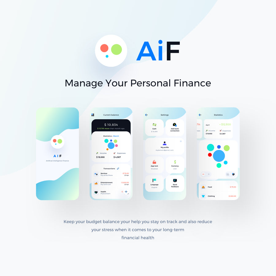 AiF - Ai Finance - 29element