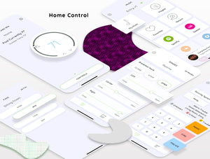Homeplus - Smart Home Mobile App - 29element