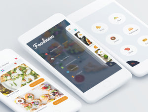 Foodnow Mobile App - 29element