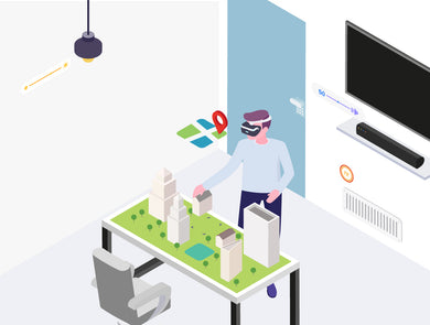 Smartthings Isometric v.3 - 29element