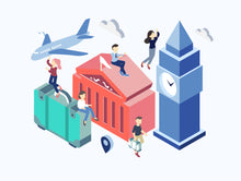 Commercial Service Isometric - 29element