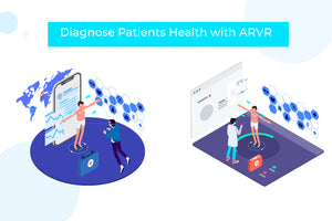 Diagnose Patients Health with ARVR Isometric 1- T2 - 29element