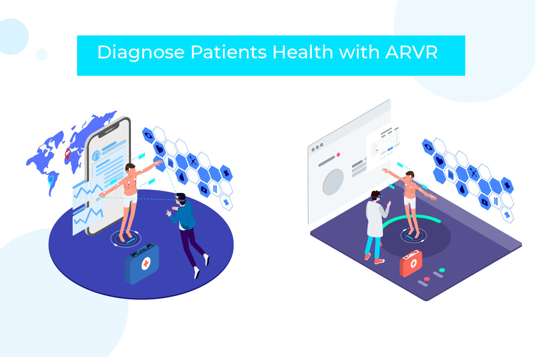 Diagnose Patients Health with ARVR Isometric 1- T2