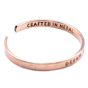 Inspiration Bracelet - Copper Selection