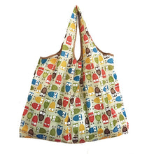 Load image into Gallery viewer, Recycled Cloth Shopping Bag Reusable