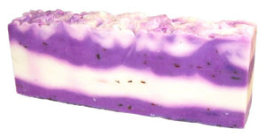 Lavender - Olive Oil Soap Loaf
